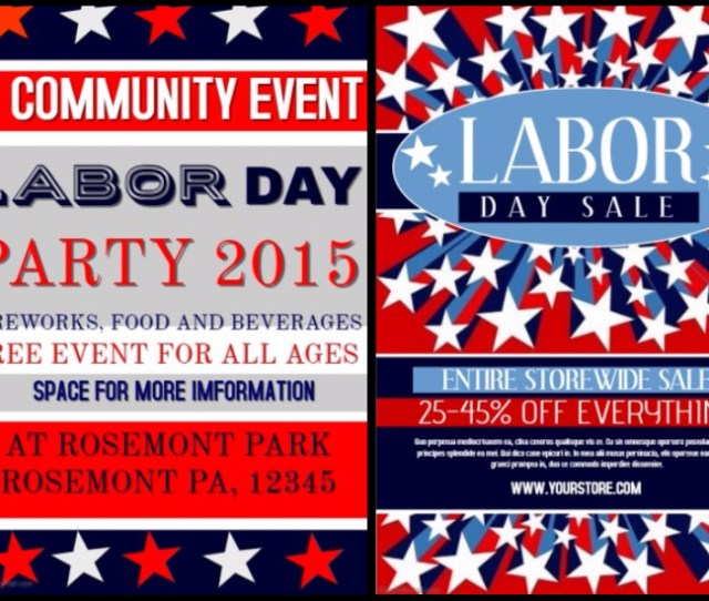5 Tips To Boost Your Labor Day Marketing