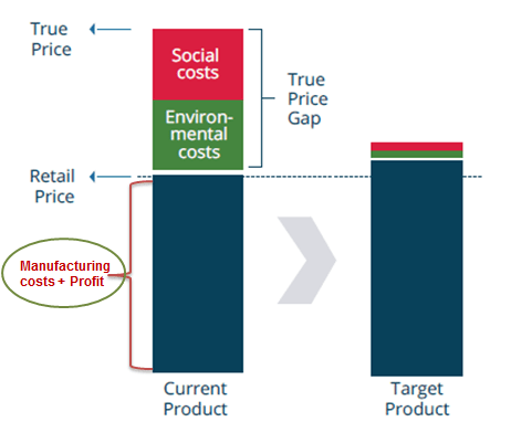 business case for true pricing. source: deloitte, Ey, pwc, true price, 2014