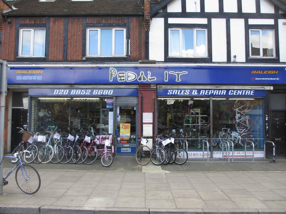 Pedal It — South London Club
