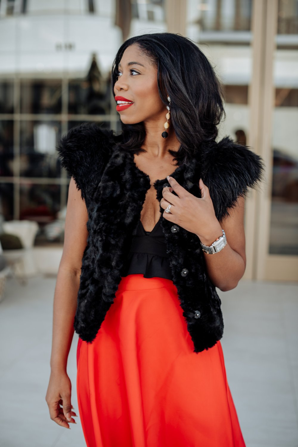 dallas texas tx fashion blogger steph stephanie taylor jackson black fashion bloggers