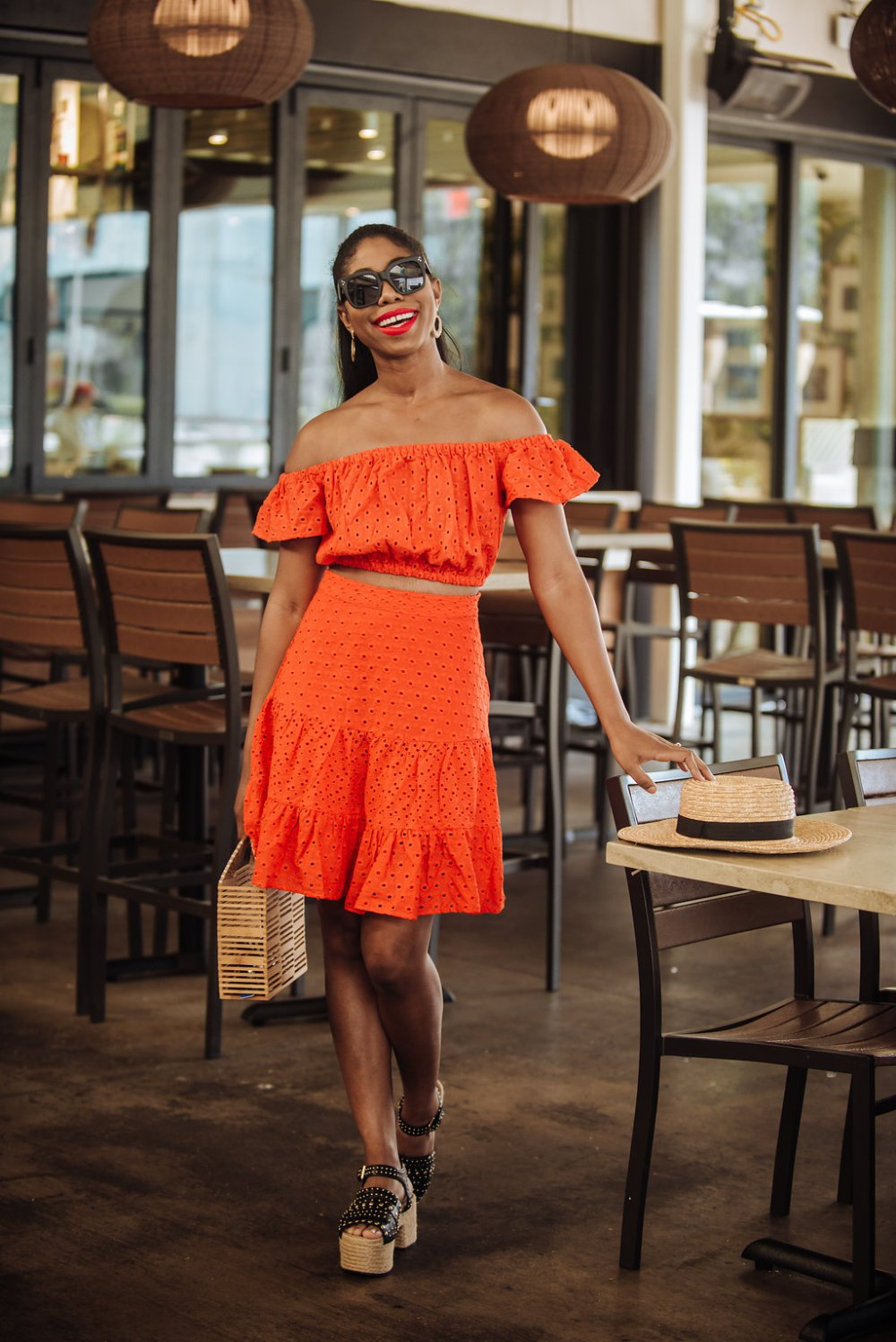 summer fashion asos style black fashion stylist blogger stephanie taylor jackson