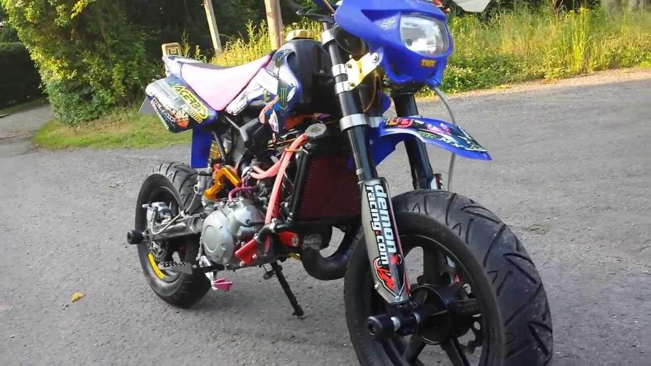 lifan pit bike wiring harnes conversion [ 1280 x 720 Pixel ]