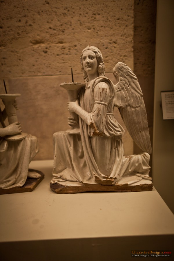 Sculptures Louvre Part 01