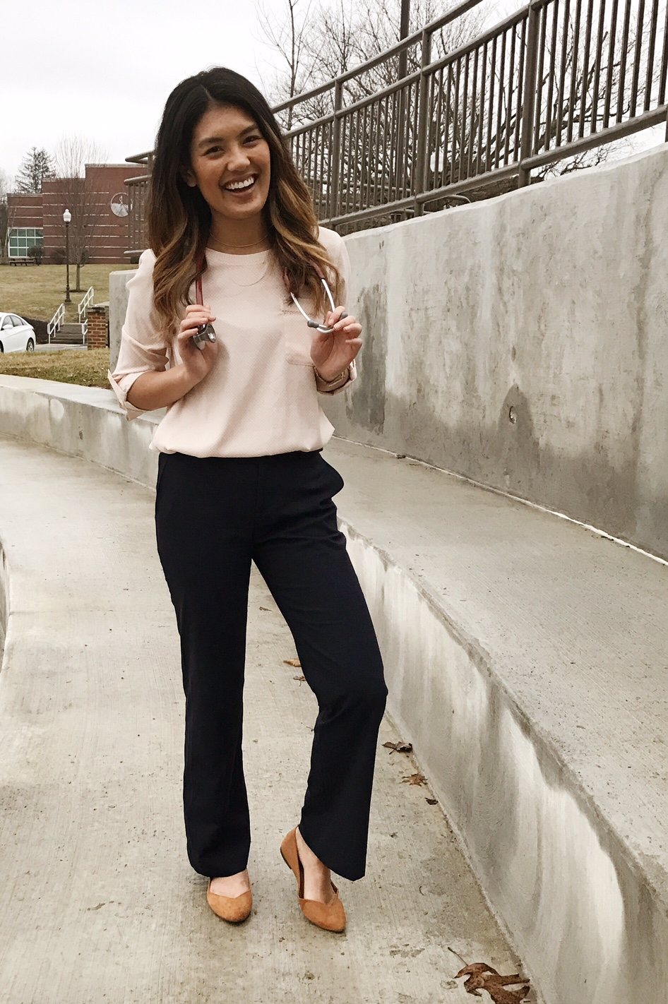 Business Casual Outfit Ideas - Medical School Style — Life ...