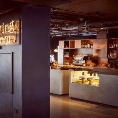 Living Room Bar Modern Mirrors For Eat Meet Good Hotel London Jpg