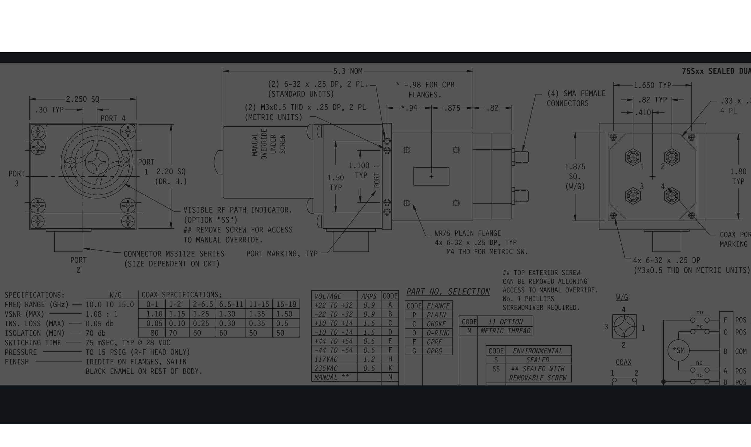 rf switch dpdt switch wiring diagram [ 1500 x 894 Pixel ]