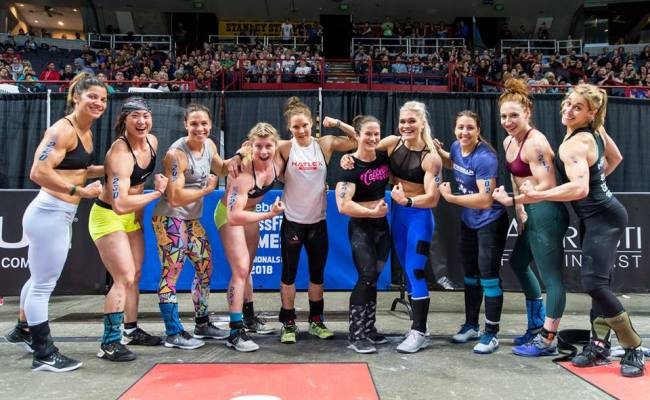 Regionals Week 1 Recap It S All About The Bench Voyedge Rx