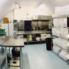 Kitchen For Rent Cabinet Kits Sale Hire Eat Chay Commercial Vegan Shoreditch Spitafields Hackney
