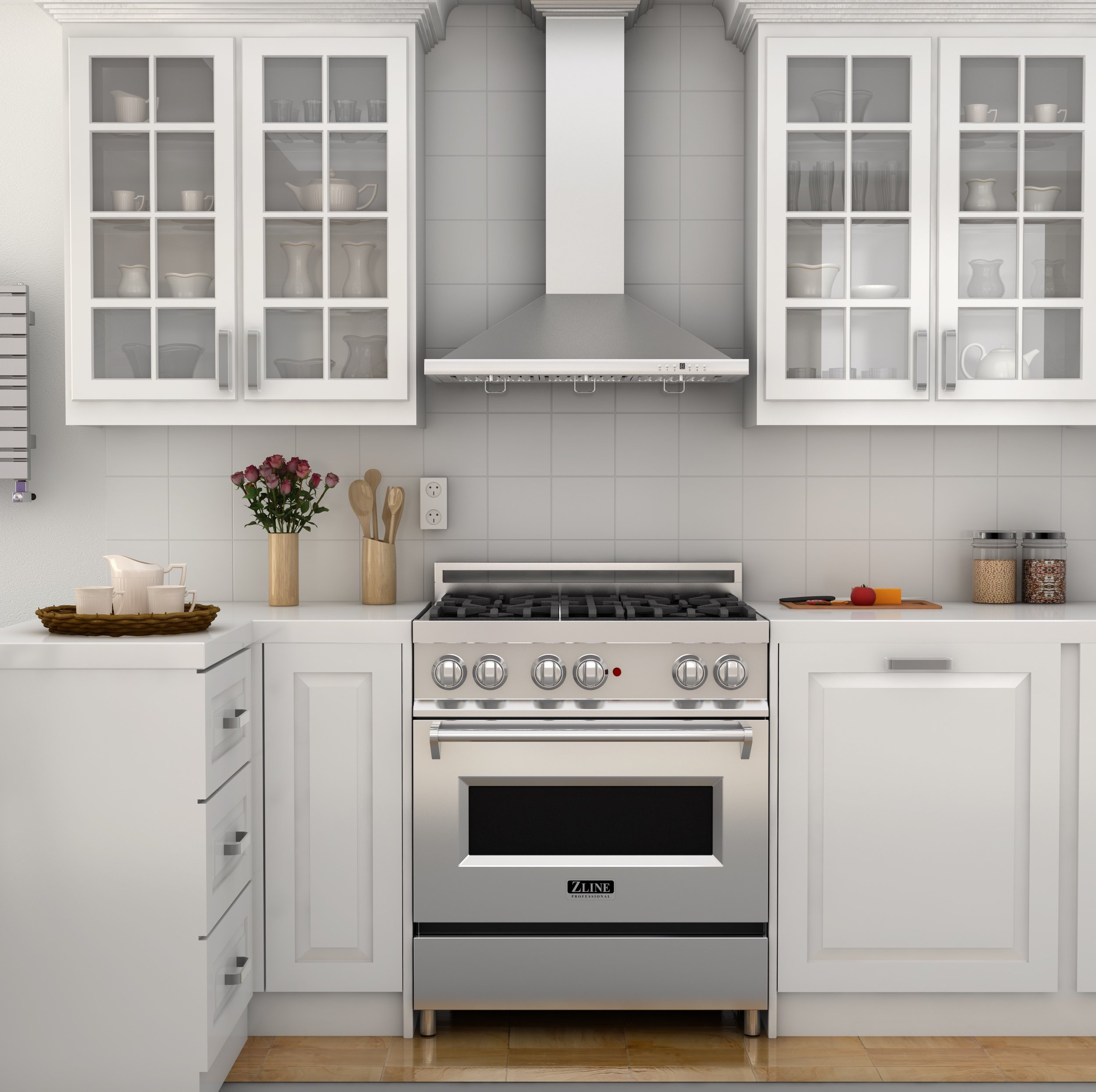kitchen range hoods home depot appliance packages stainless steel kb zline wall mounted hood
