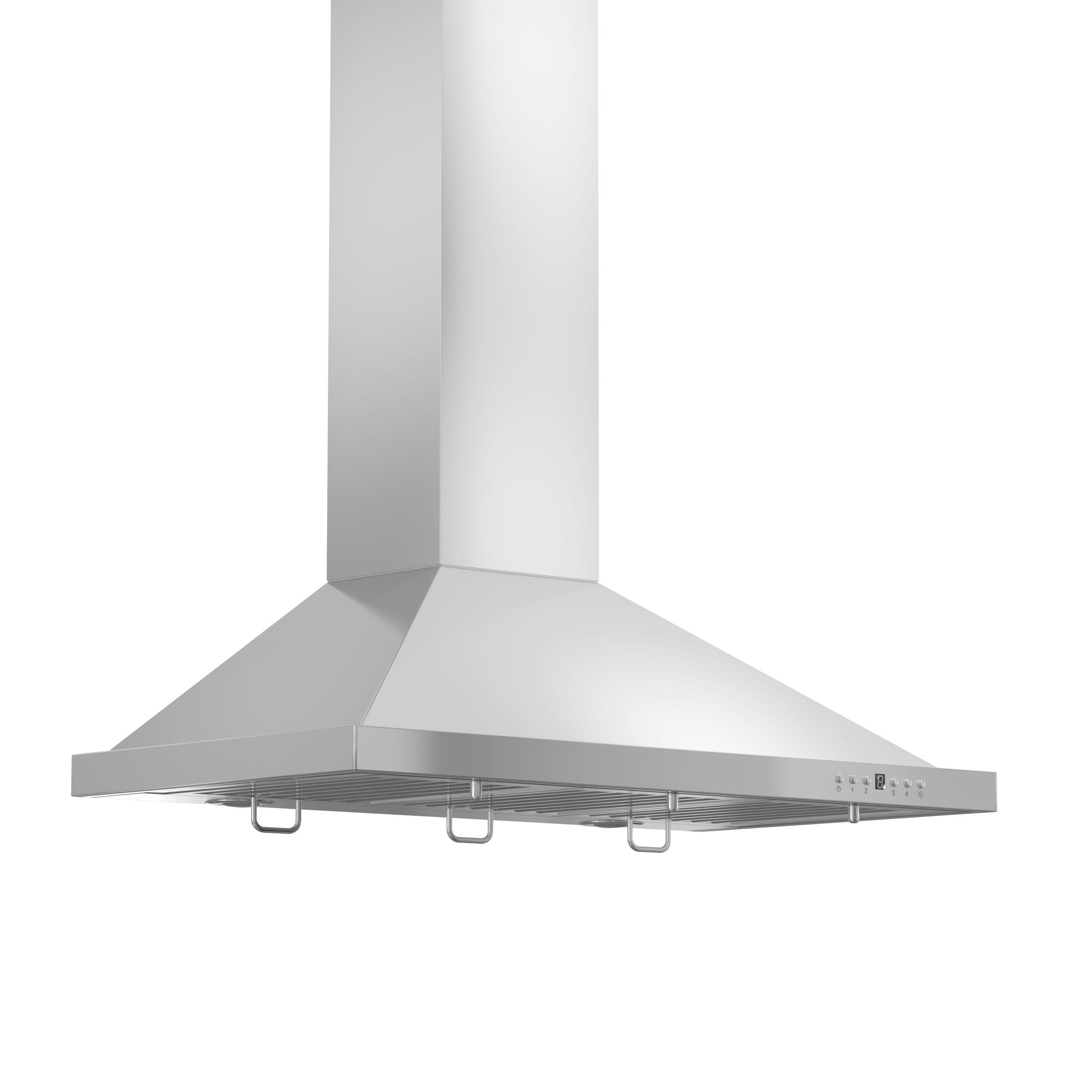 outdoor kitchen hood chinese accessories range hoods zline stainless steel wall kb 304