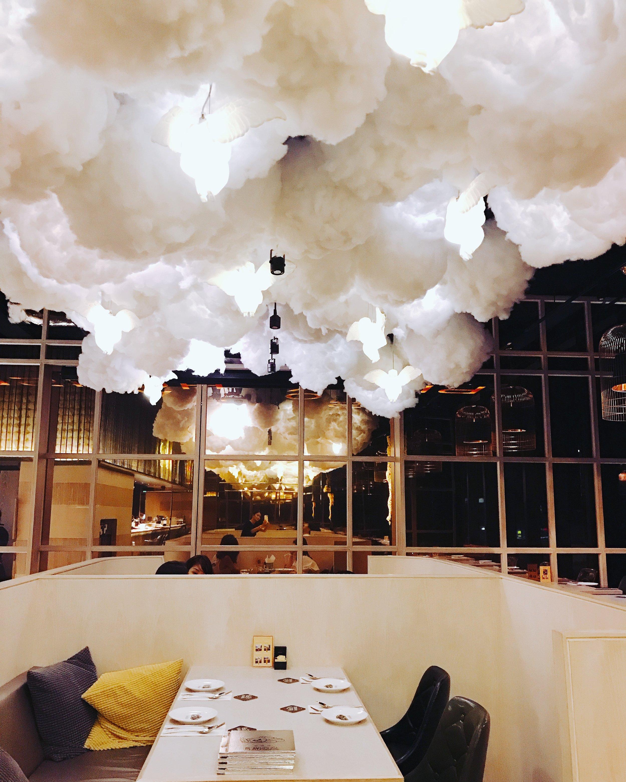 臺北中山|Playhouse 家傢酒餐酒館(大直旗艦店)♡雲朵餐廳 — Abby 蕭珊珊