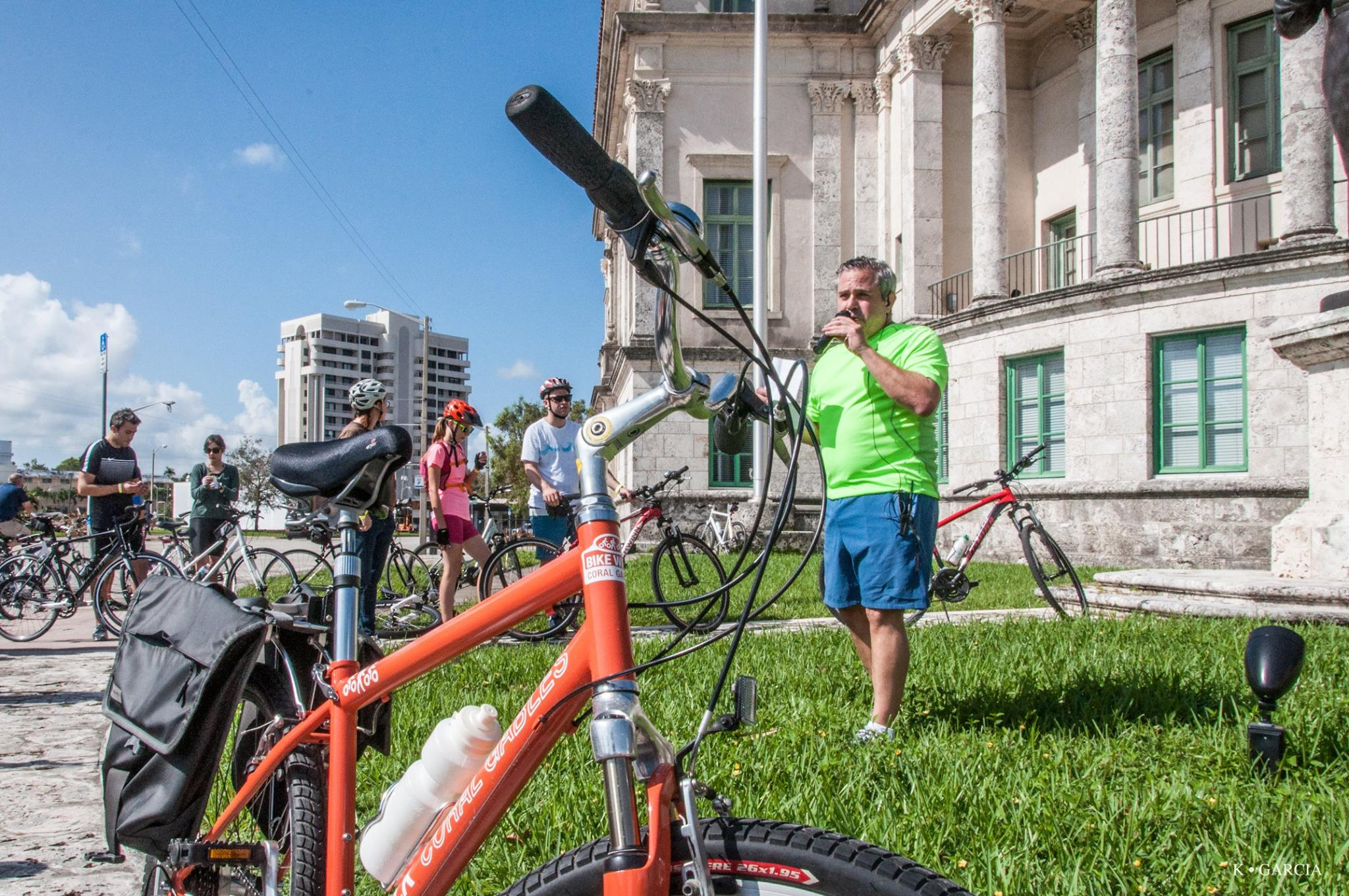 Chair Bike Robert Ruano Re Elected As Bike Walk Coral Gables Chair Bike