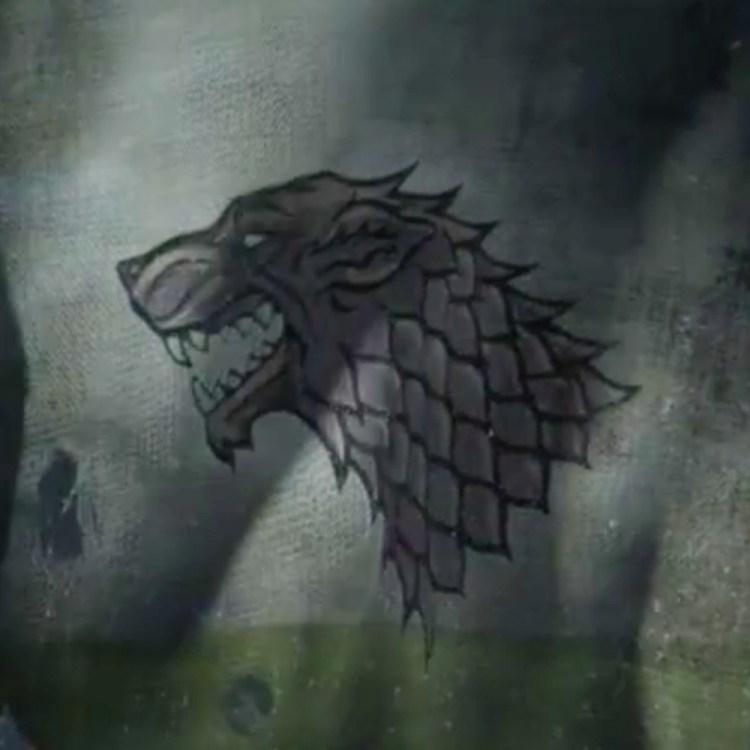 Westeros design - Game of Thrones tribute design project