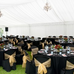 Gold Chair Covers With Black Sash Wheelchair Fails Cover Hire Near Sydney North Shore Lycra Organza