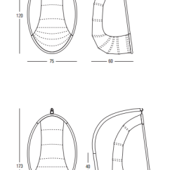 Swing Chair Drawing Covers Wish Design Collectif