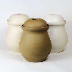 Kitchen Crock Countertop Trends Fermentation Crocks Tools Luscious Porcelain Locavore