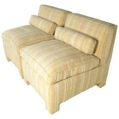 Upholstered Slipper Chair Daycare Tables And Chairs Pair Of Modern Circa 1960s Awk 3014502 L S Jpeg