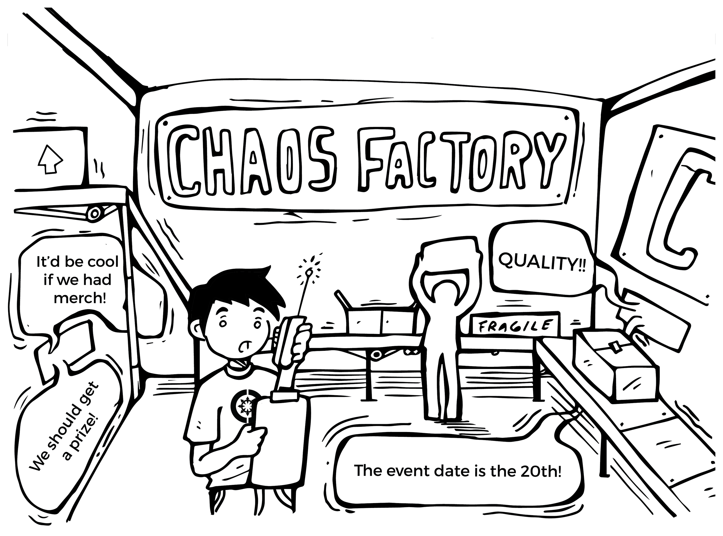 The Good Kind Of Chaos