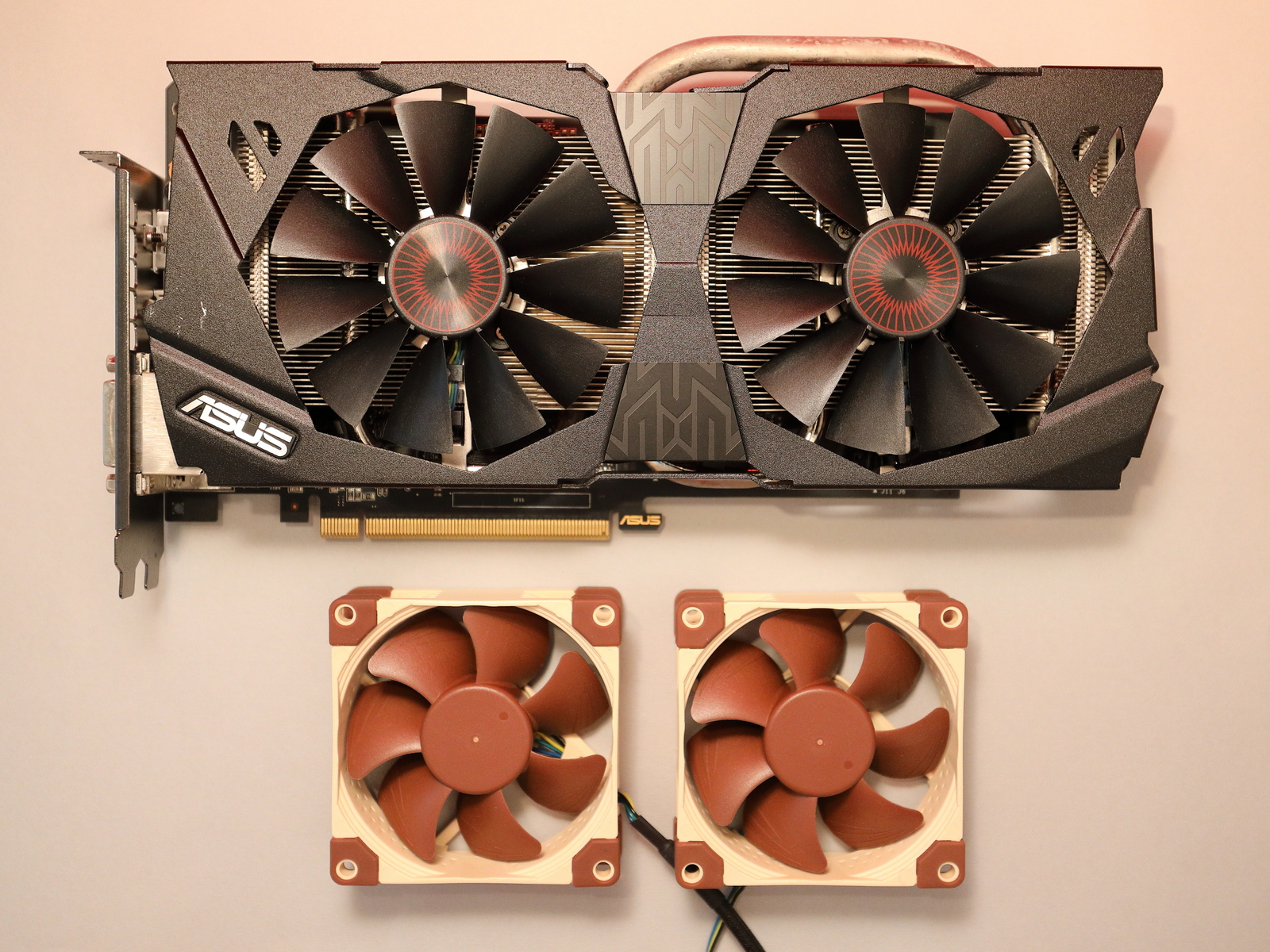 medium resolution of modding my graphic card with noctua fans the fancy obsession your guide to a very fancy highly addictive world