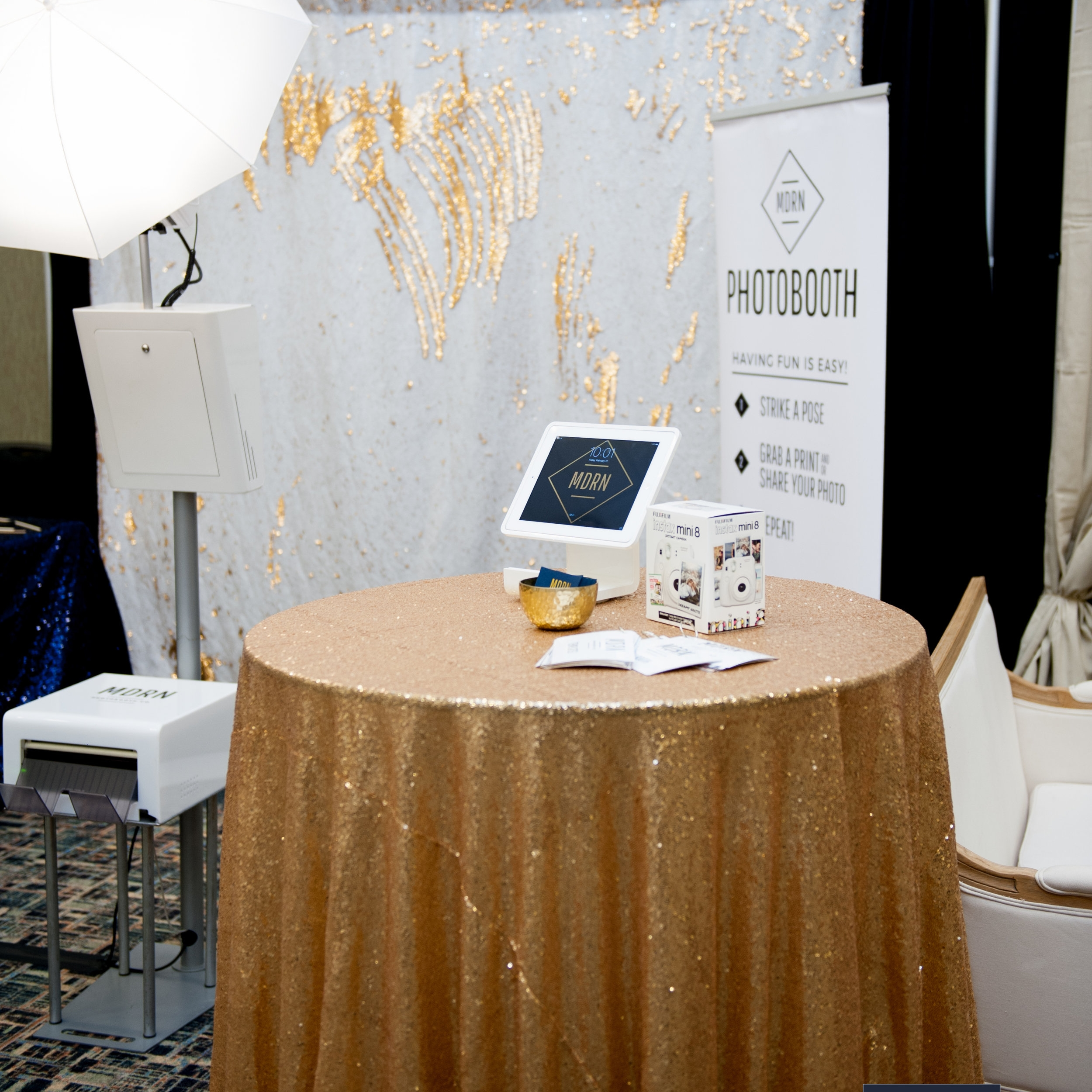chair cover rentals halifax tall deck chairs tie the knot wedding show 2017 mdrn photobooth company ottawa when you re planning a it s easy to get overwhelmed with how many vendors are out there do make choice know which ones
