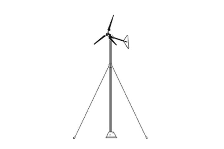 aleko t10 wind turbine