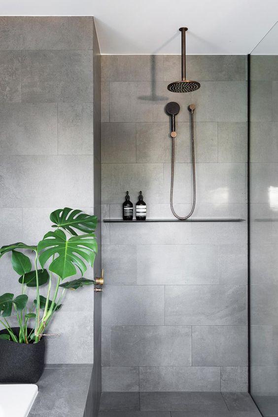 Dakota Tiles Creating A Minimalist Bathroom
