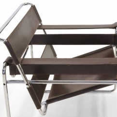 Wassily Chair Brown Leather Acapulco Uk Early Original Knoll Gavina By Marcel Breuer In Dsc01016 Copy Jpg