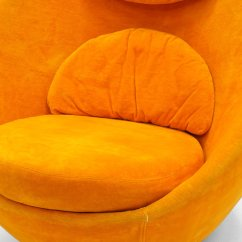 Orange Egg Chair Wholesale Recliner Chairs Large Swivel By Milo Baughman Original Retro Inferno Dsc07010 Copy Org Jpg