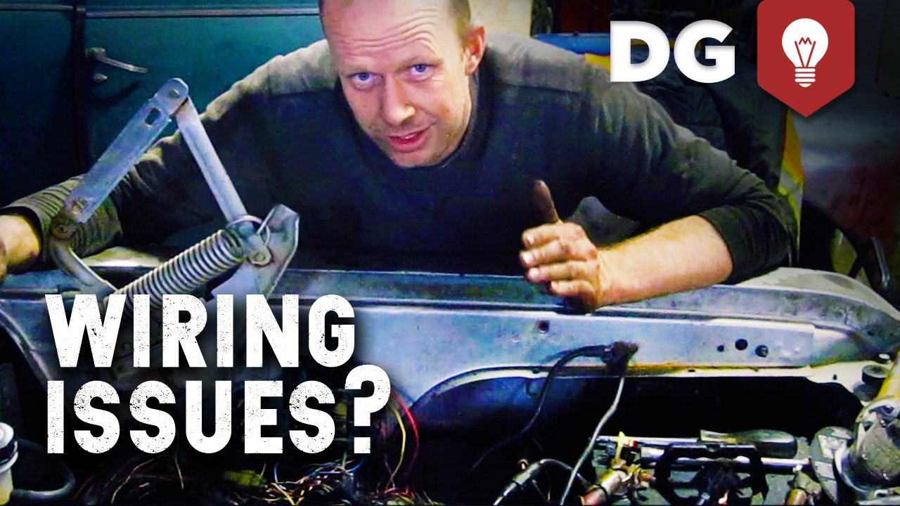 hight resolution of how to solve all your wiring issues on a 1st gen dodge ram deboss garage