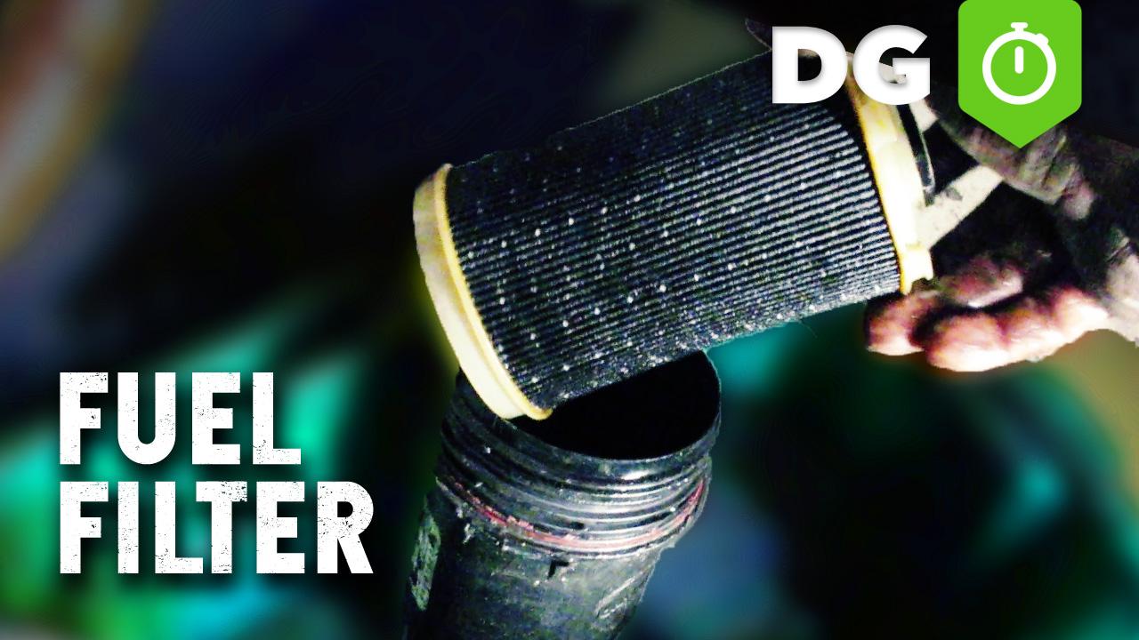 2009 dodge ram 3500 fuel filter location [ 1280 x 720 Pixel ]