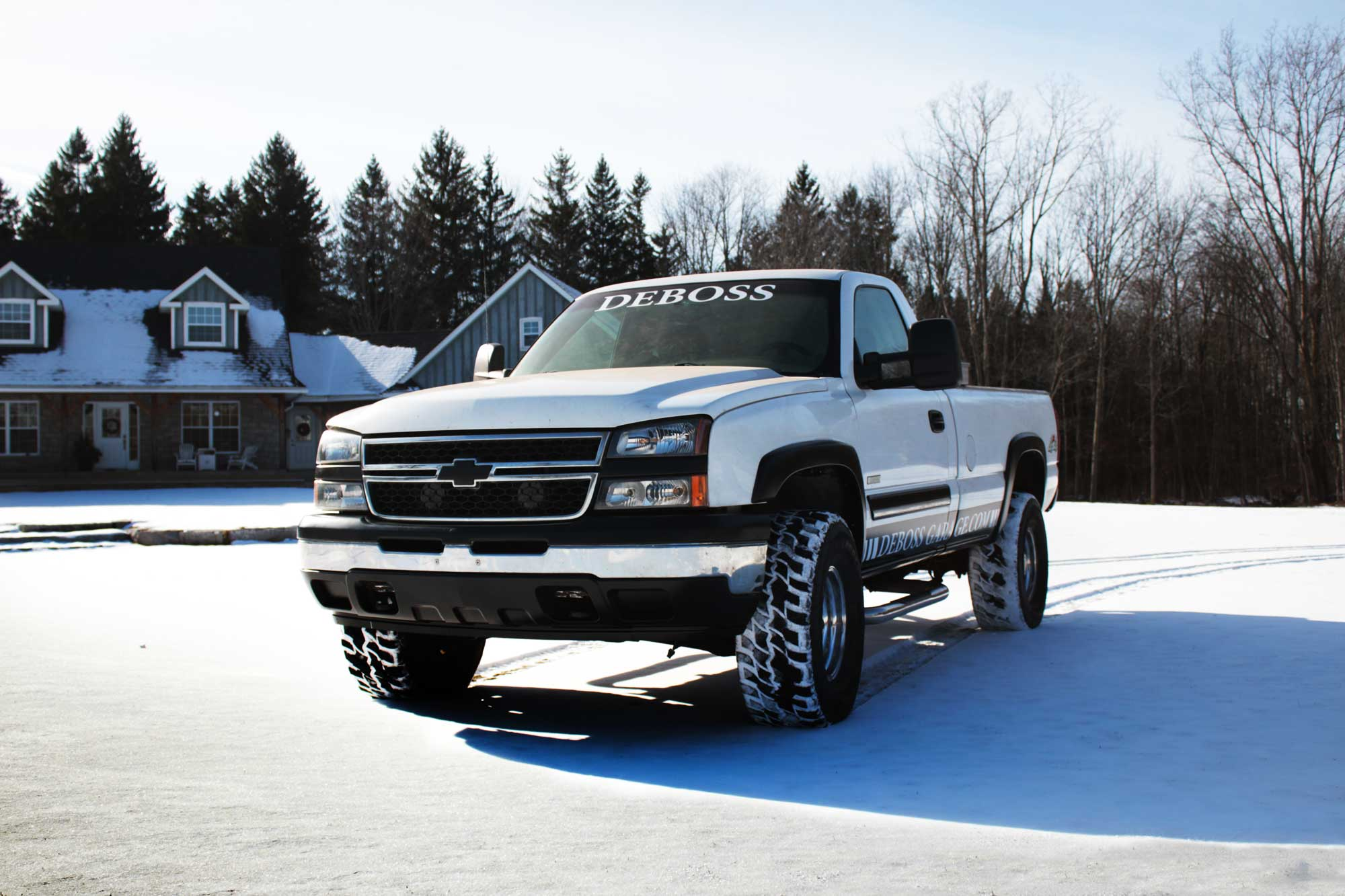 hight resolution of 6bt silverado