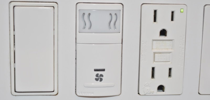 Installing a Humidity-Controlled Switch for a Bathroom Fan