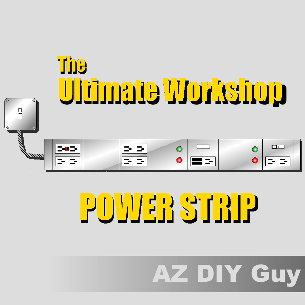 hight resolution of do you have one of those multi plug power strips over your work bench that allows you to simultaneously plug in an assortment of power tools or perhaps a
