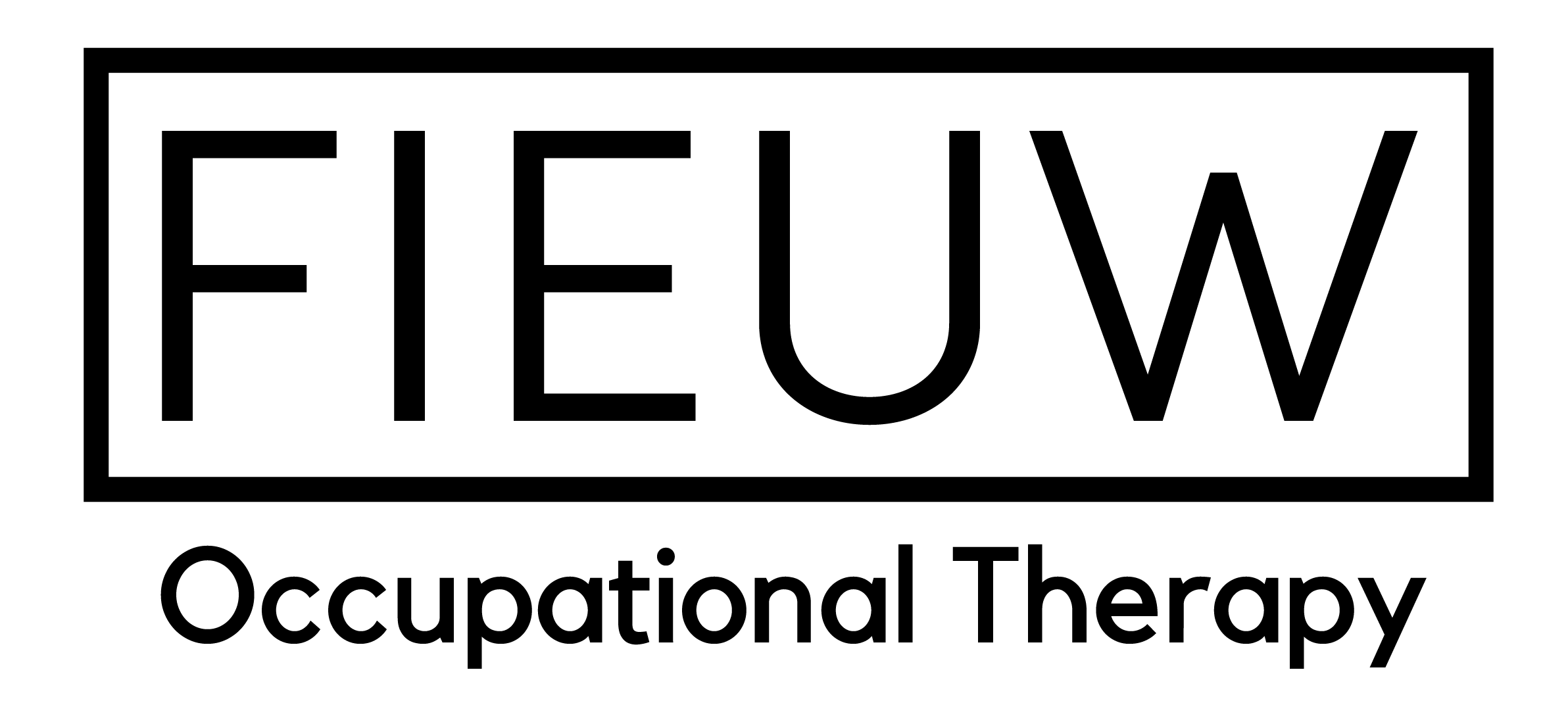 FIEUW Occupational Therapy