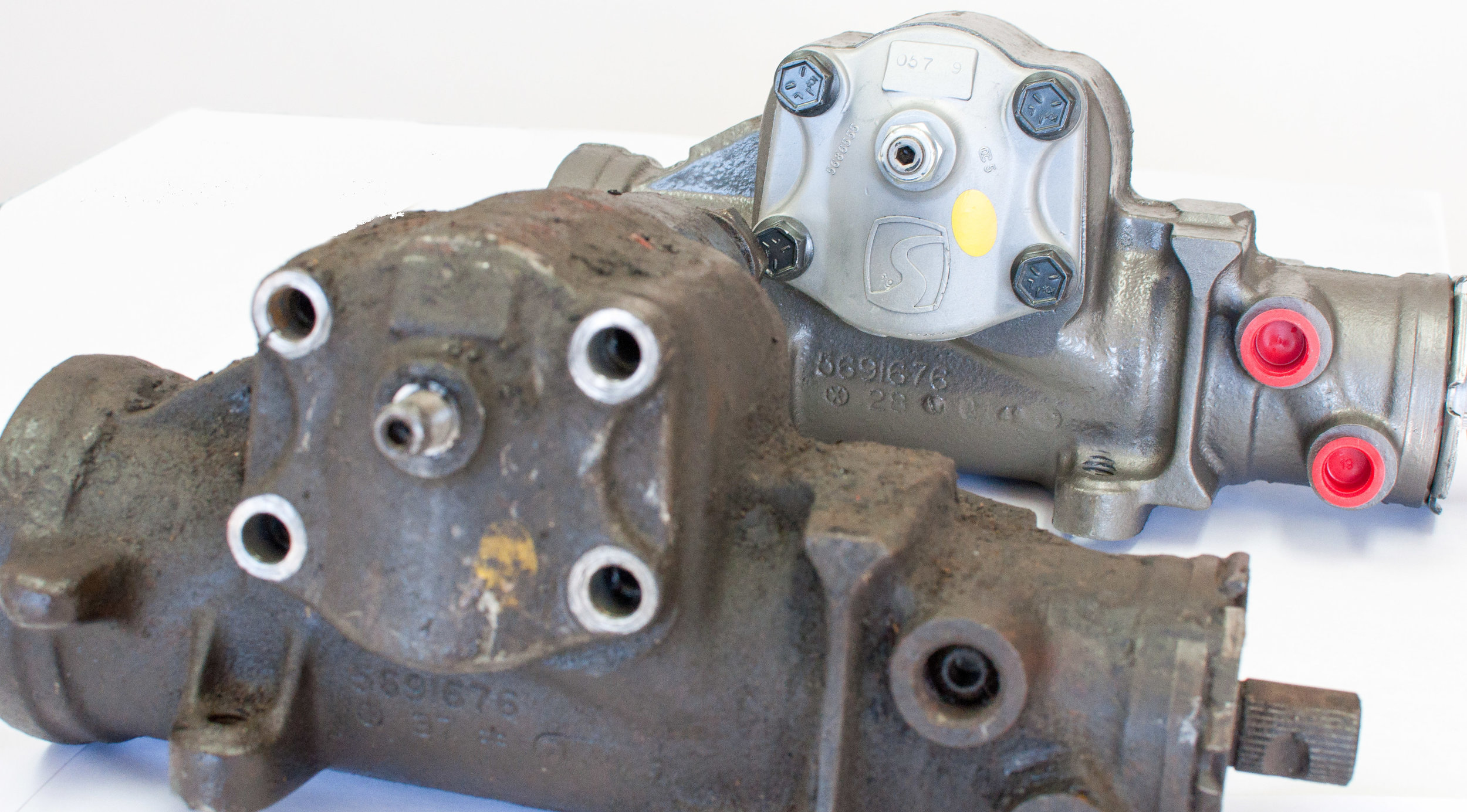 medium resolution of gearbox before after saginaw