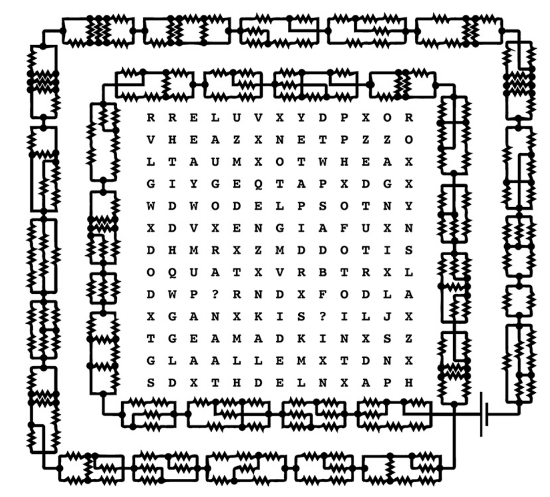 GCHQ Resistor Puzzle Solution — alaricstephen.com