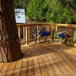 Diy Hog Wire Deck Railing Nelson Treehouse