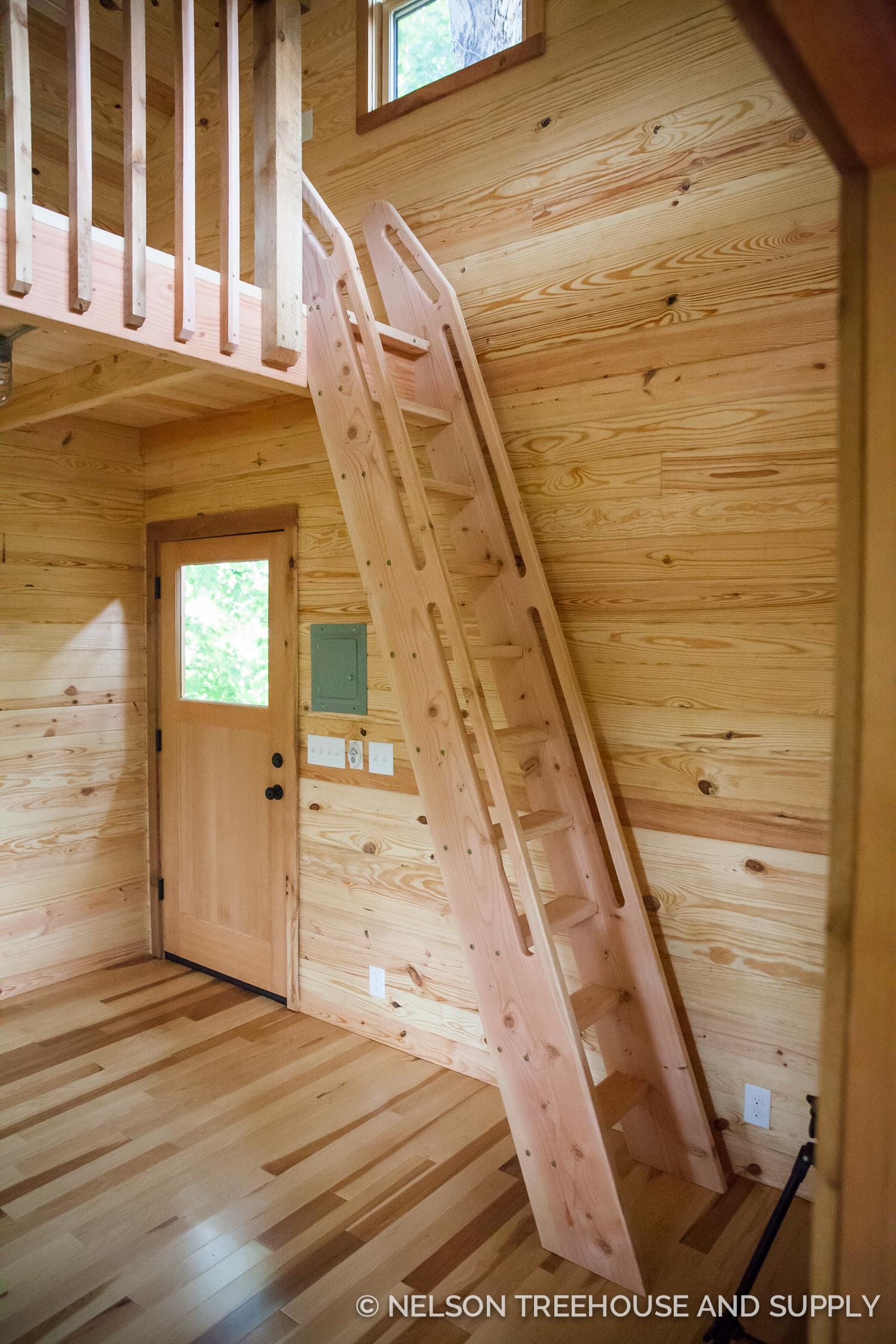 Wood Ships Ladder For Sale