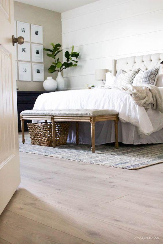 Earthy Minimalist Bedroom Decor Inspo Heather Poppie