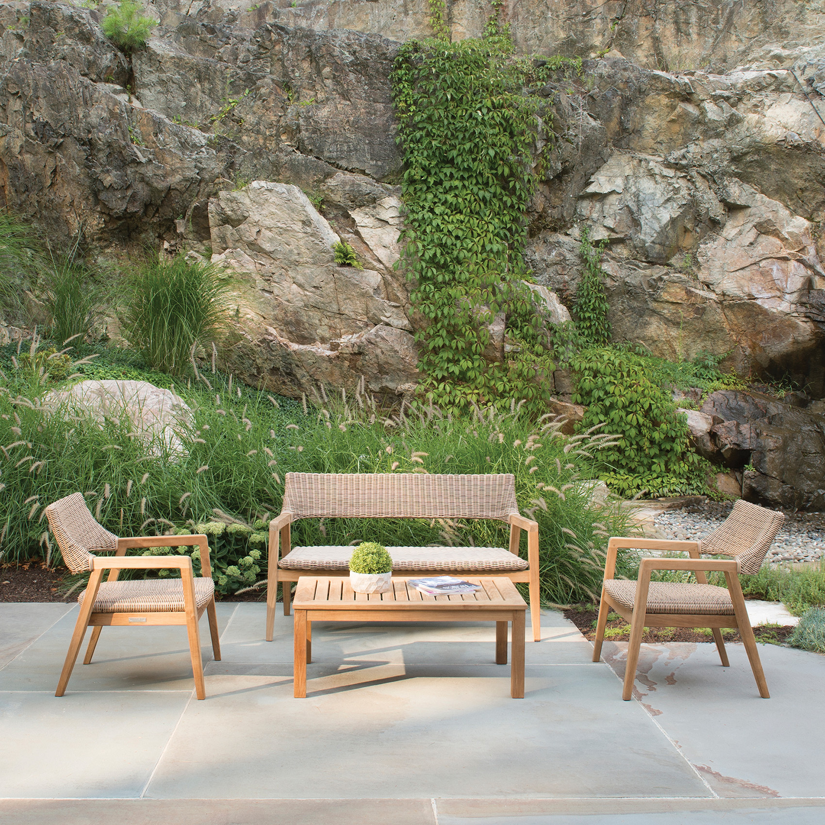 kingsley bate amalfi club chair steel rocking page thayer s hardware patio spencer collection