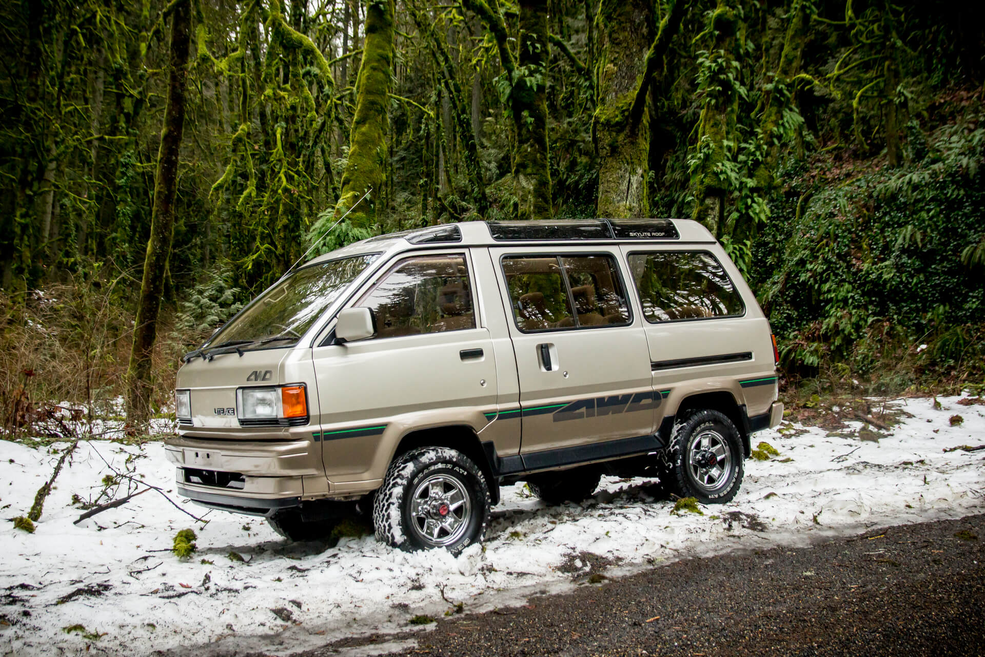 hight resolution of 1988 toyota lite ace 4wd van