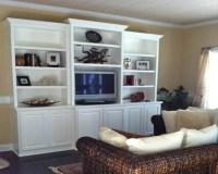 Custom Built-ins - Custom Entertainment Centers - Window ...