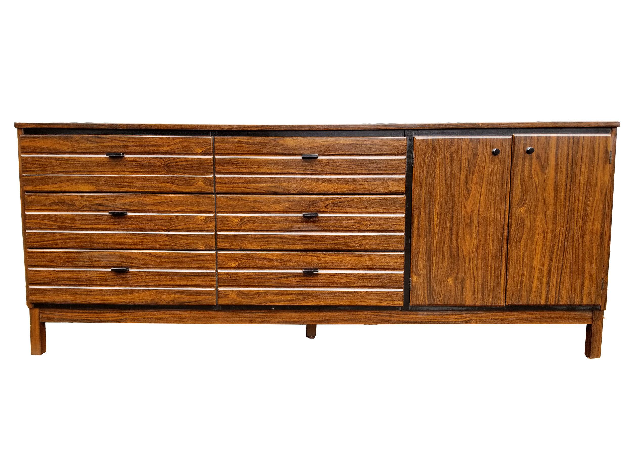 American Of Martinsville Mid Century Dresser