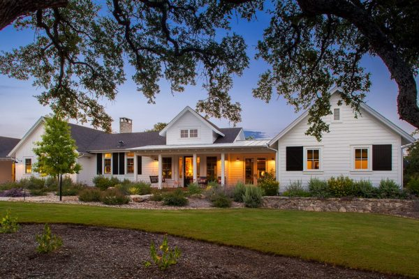 architectural profile ranch style