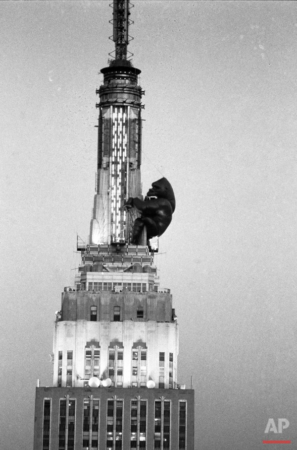 Archivist Update Empire State Building Turns 85 Ap