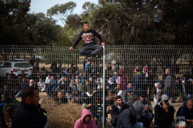 Israel Arabs