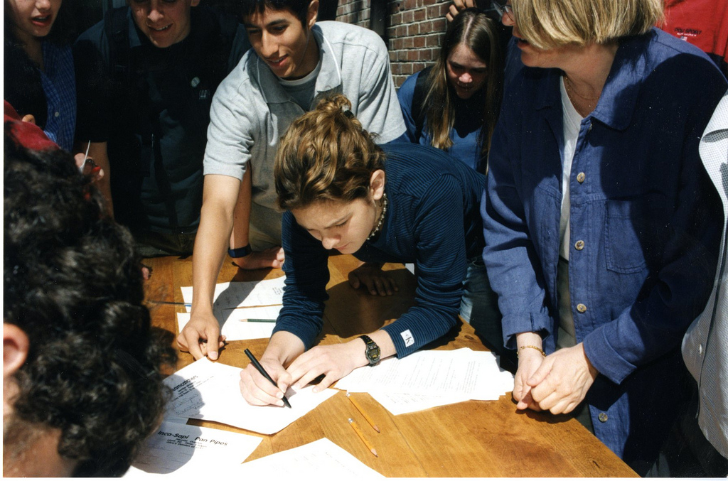 The Importance of Community -- writing is a team sport!