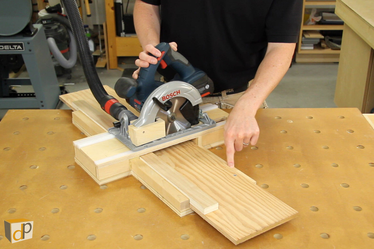 Best Way To Cut Laminate Planks
