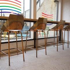 Blu Dot Real Good Chair Kids Pedicure Trending In Winnipeg Design Quarter Little Sister Coffee Maker Copper Counter Stools Jpg