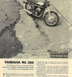 1970 yamaha r5 350 road test 01 jpg [ 1000 x 1313 Pixel ]